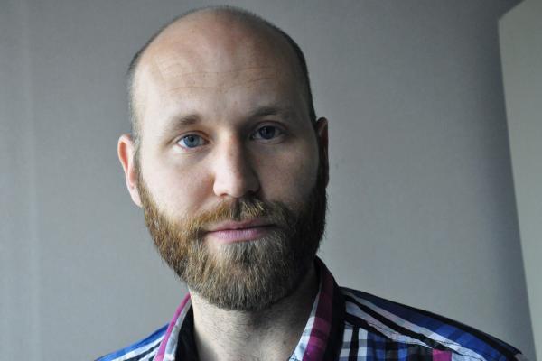 Partisekreterare Pär Johansson