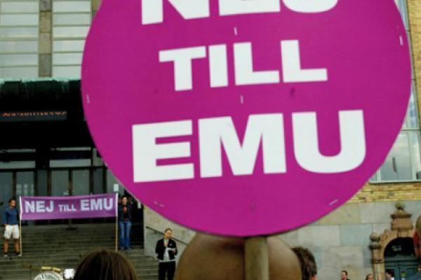 Nej till EMU