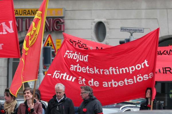 Stoppa kapitalets krig mot våra löner