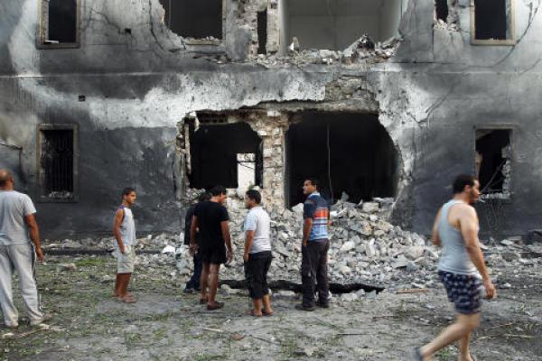 Bomber i Libyen