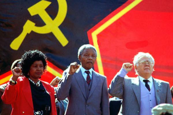 Mandela – frihetshjälte och kommunist